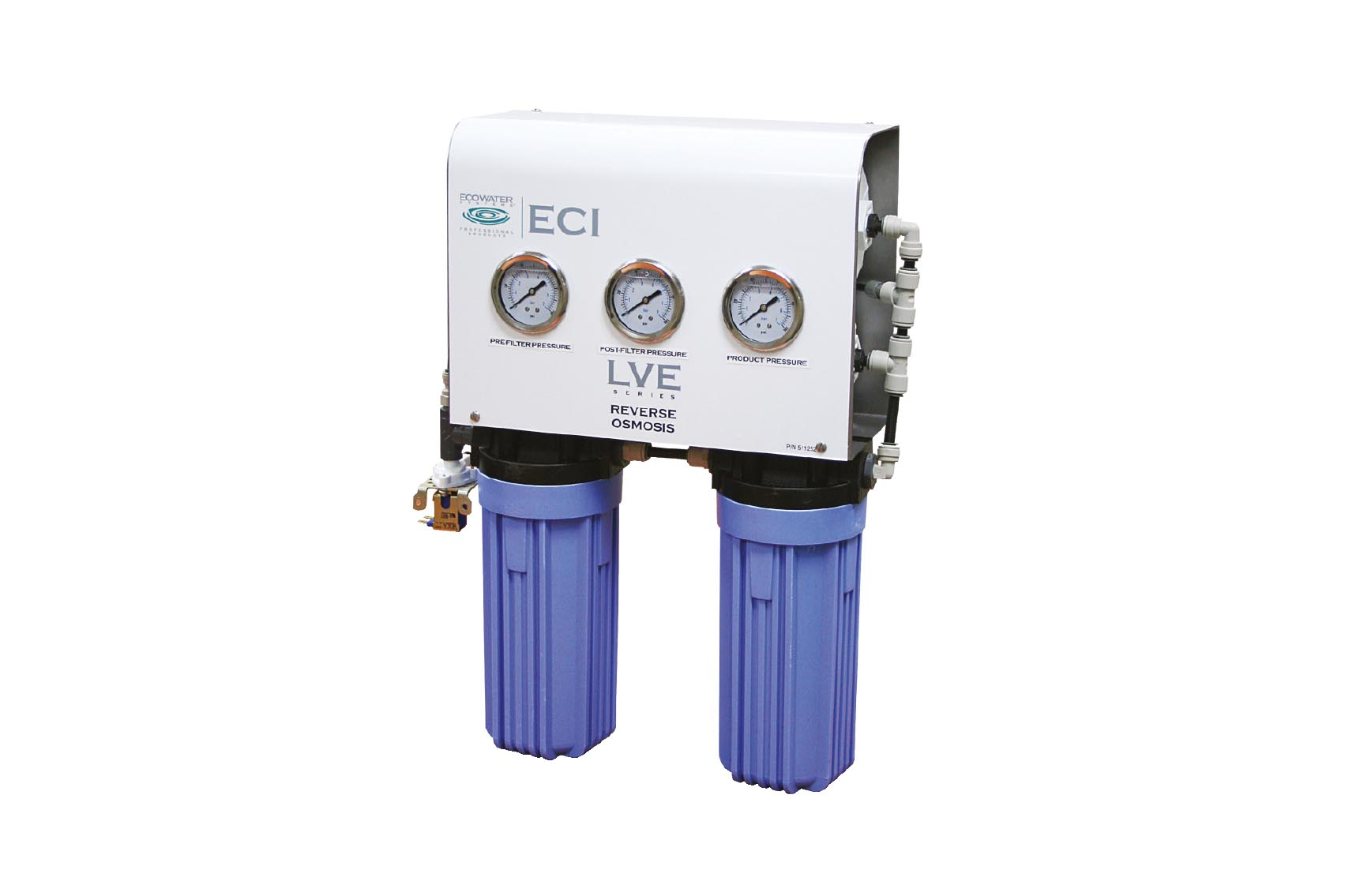 WRC Purifying - Ecowater LVE Better Series 250-500 GPD - Reverse Osmosis